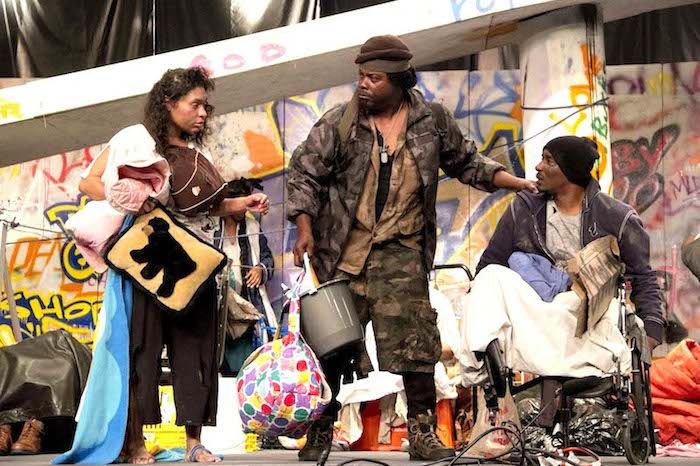 Under the Freeway Stage Play