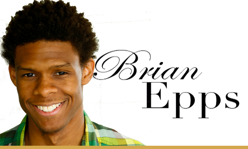 The Official Website for Actor Brian Epps